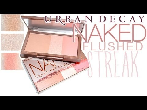 Naked Flushed Palette by Urban Decay #6