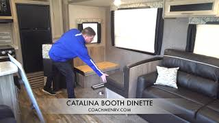 Coachmen Catalina How-To Guide: Booth Dinette