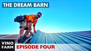 Solo Metal Roofing - Dream Barn (Part 4) - Metal Roof Over Zip System