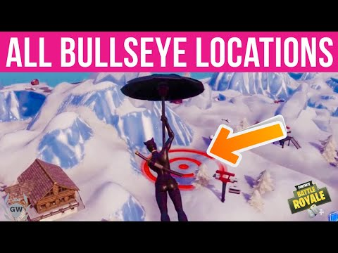 Hit Easy Firing Range Target Location Guide Fortnite