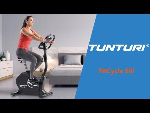 Promovideo: Rotoped TUNTURI FitCycle 50i