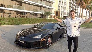 The World's Most Expensive Lexus | LFA