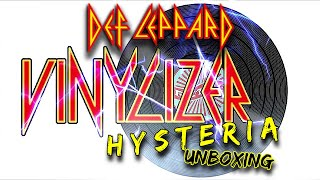DEF LEPPARD HYSTERIA BOXSET (WHAT I REALLY THINK!!)