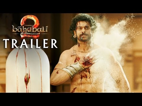 Bahubali 2 Theatrical Trailer