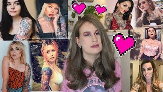 Female YouTubers With Amazing Tattoos