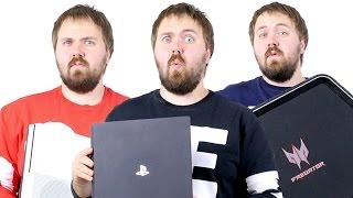 PS4Slim/Provs.XboxOneSvs.ИгровойПК-чтовыбрать?
