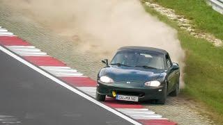 Nordschleife Highlights, BIG SAVE & Dangerous Moments - 10 09 2020 Touristenfahrten Nürburgring #144