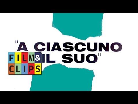 A Ciascuno il Suo - Gian Maria Volonté - Trailer by Film&Clips