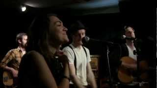 "The Lumineers   ""Ho Hey""   HearYa Live Session 41312"