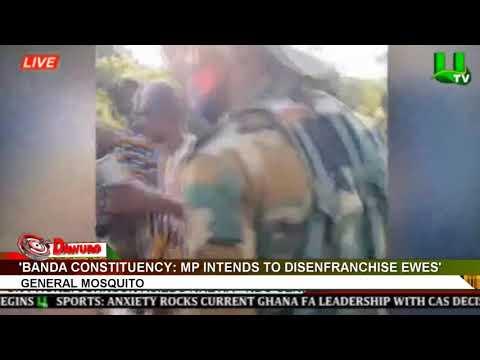 Banda Constituency: MP Intends To Disenfranchise Ewes - Asiedu Nketia