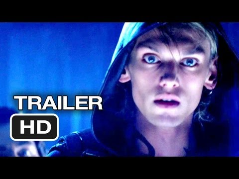 The Mortal Instruments: City of Bones Official Trailer #3 (2013) HD