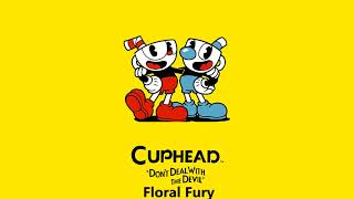 Cuphead OST - Floral Fury [Music] - dooclip.me