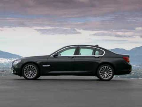 New BMW 7 Series Perfection on road