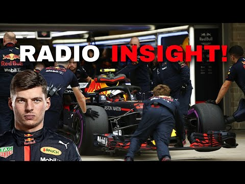 Image: Max Verstappen's unheard radios prior to the Turkish Grand Prix