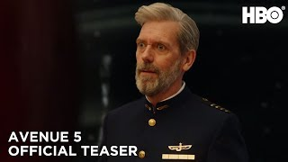 Avenue 5: Official Teaser | HBO