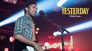 Trailer of Yesterday (2019)