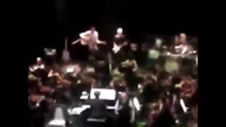 Franco Battiato : Caffe' de la paix  -  Live to Monza 18 Luglio 2012