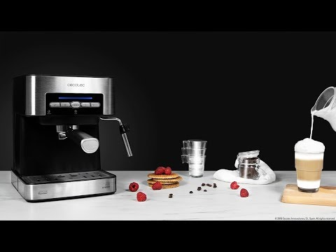 Cafetera express Power Espresso 20 Matic Cecotec