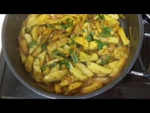 Arbi di sabzi delicious recipe/ਅਰਬੀ ਦੀ ਸੁੱਕੀ  ਸਬਜ਼ੀ ਦੀ ਬਹੁਤ ਹੀ ਸਵਾਦਿਸ਼ਟ ਰੈਸਿਪੀ
