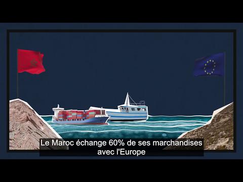شنو هي علاقات  المغرب و الاتحاد الأوروبي  ؟- Les relations Maroc UE en darija
