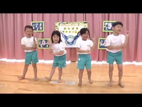 ガイナマン体操 ー大正保育園ー