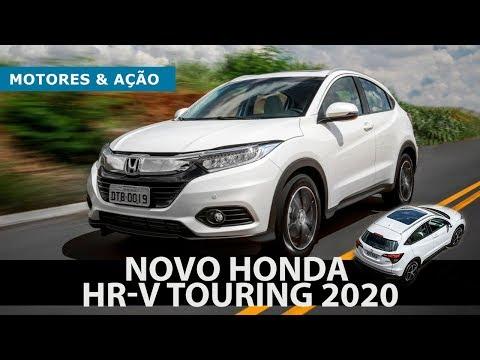 Novo Honda HR-V 2020   SUV   Lançamento   motoreseacao