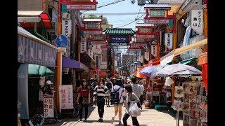 4K/60fps大阪コリアタウンの散歩/koreaTowninOsakaWalking