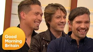 90s Icons Hanson Talks About Their New Song and the Legacy of 'Mmmbop' | Good Morning Britain