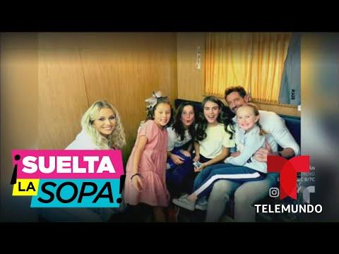 Gabriel Soto quiere desenmascarar a Geraldine Bazán | Suelta La Sopa | Entretenimiento
