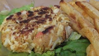 Simple Crab Cakes *Easy Recipes For Two