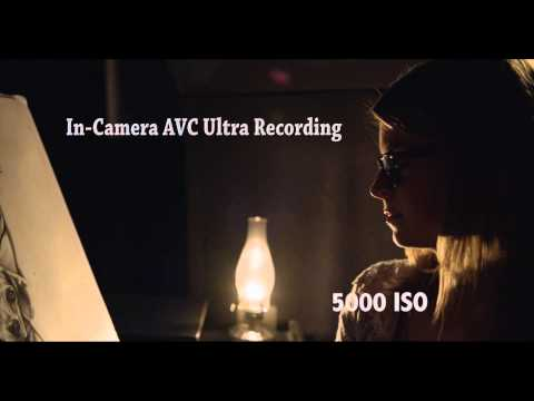 VariCam 35 at 5000 ISO
