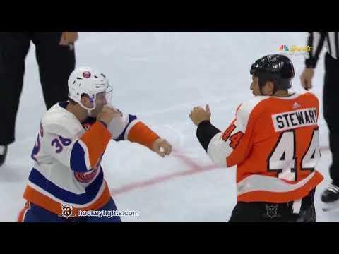 Chris Stewart vs. Kyle Burroughs