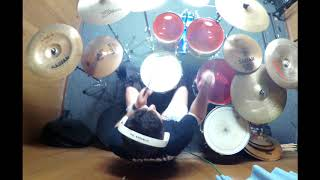 Dark Funeral - The End of Human Race ( Drum Cover)