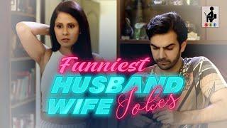 HUSBAND WIFE COMPILATION | JOKES | SIT | SHORTCUT #1