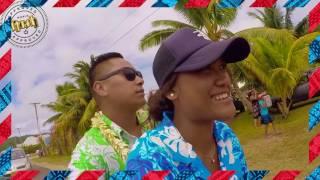 Johnson Raela Poly Postcard - Aitutaki, Cook Islands