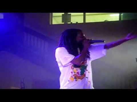 KARL APPELA (Blacko) PROPHTIE live @ metzervisse 57 le 12/9/9