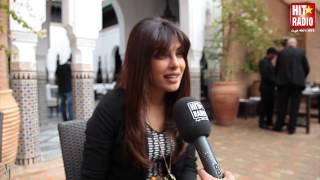 HIT RADIO a rencontré l'actrice indienne Priyanka Chopra !