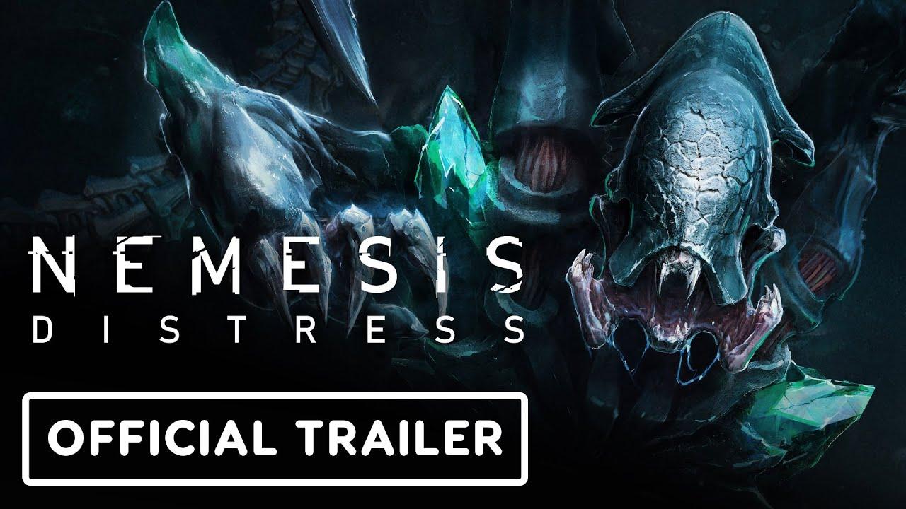 Анонсирующий трейлер игры Nemesis: Distress