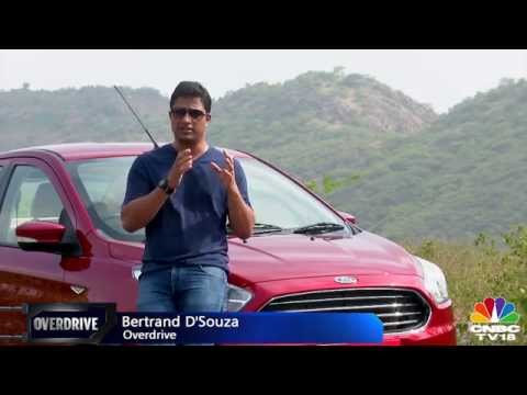 Ford Figo Aspire first drive review (India)