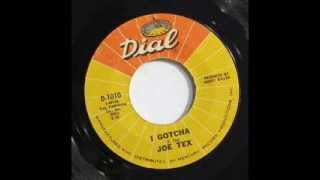 Joe Tex - I Gotcha - 1972