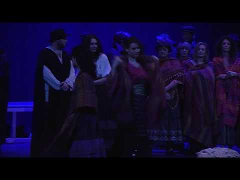 Preview video Morceau d´Ensemble (Quant au douanier) - Atto 3° - G.Bizet - Carmen