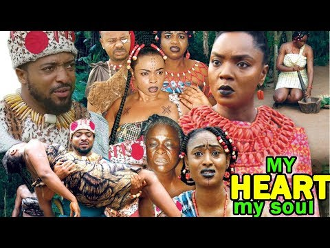 My Heart My Soul 1&2 - Chioma Chukwuka 2018 Latest Nigerian Nollywood Movie ll African Epic Movie HD