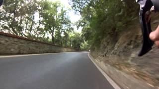 Cycling Anacapri To Capri