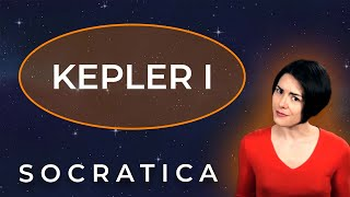 Kepler's First Law of Motion - Elliptical Orbits  (Astronomy)