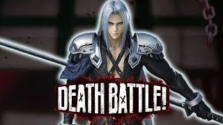 Sephiroth Materia-lizes into DEATH BATTLE
