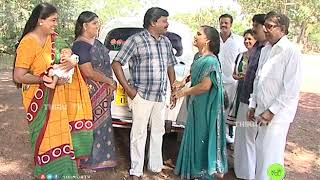 NATHASWARAM|TAMIL SERIAL|COMEDY|VEL & SHANTHI DISCUSSION FOR