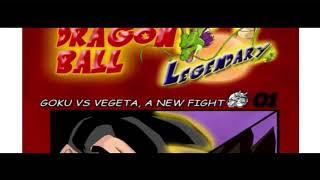 Dragon ball legendary episode 1