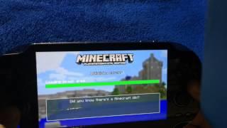 How to invite friends to Minecraft ps vita edition