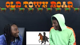 """Lil Nas X """"Old Town Road REMIX"""" Reaction"""