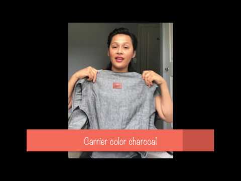 Happy baby carrier unboxing